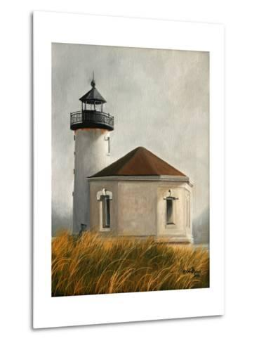 Coquil Lighthouse-Julie Peterson-Metal Print