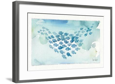Sea Life I-Lisa Audit-Framed Art Print