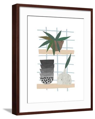 Shelf Life-Seventy Tree-Framed Art Print