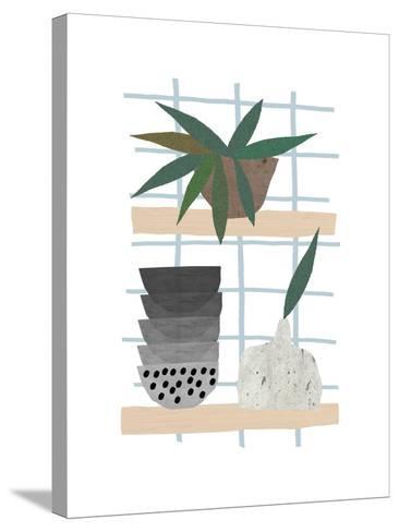 Shelf Life-Seventy Tree-Stretched Canvas Print