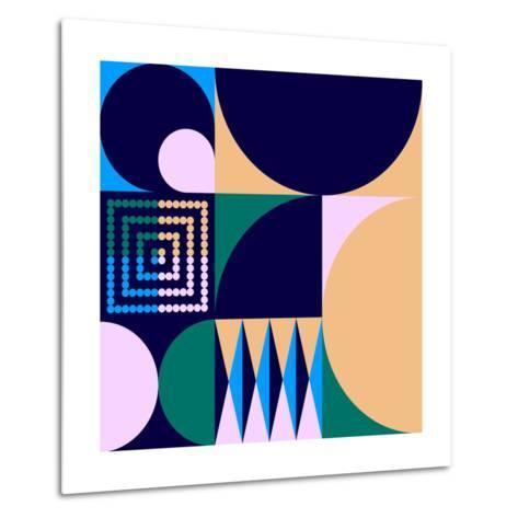 Geo #4-Greg Mably-Metal Print