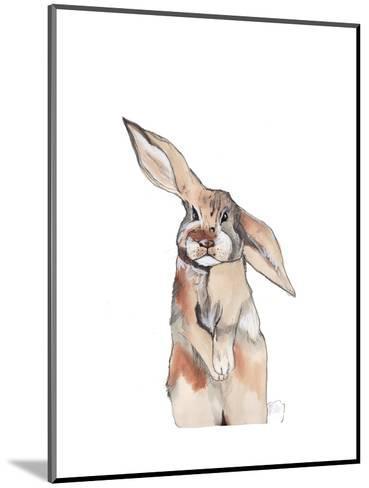 Bemy Bunny-Nina Dogmetchi-Mounted Giclee Print