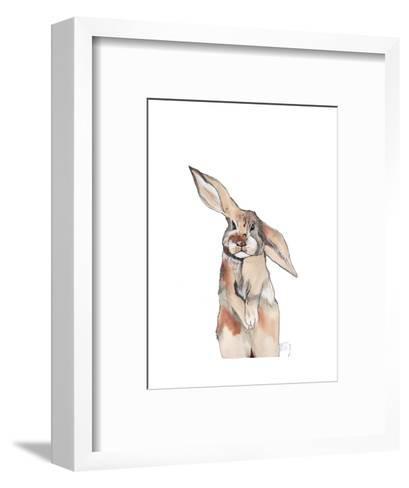 Bemy Bunny-Nina Dogmetchi-Framed Art Print