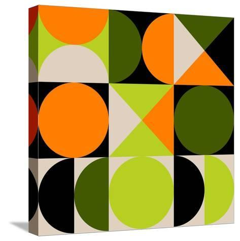 TicToc #1-Greg Mably-Stretched Canvas Print