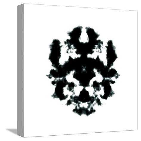 Rorschach Inkblot-kgtoh-Stretched Canvas Print