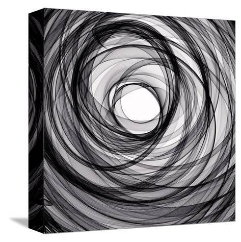 Abstract Spiral-alexkar08-Stretched Canvas Print
