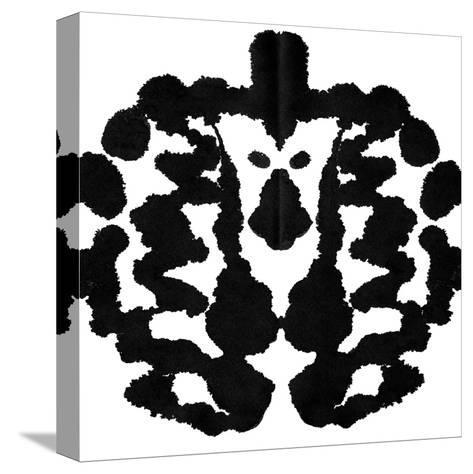 Rorschach Test-akova-Stretched Canvas Print