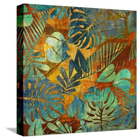 Art Vintage Floral Background. To See Similar, Please Visit My Portfolio-Irina QQQ-Stretched Canvas Print