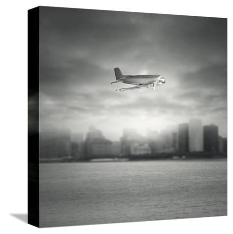 Aircraft-ValentinaPhotos-Stretched Canvas Print