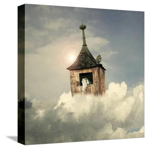 Under The Clouds-ValentinaPhotos-Stretched Canvas Print