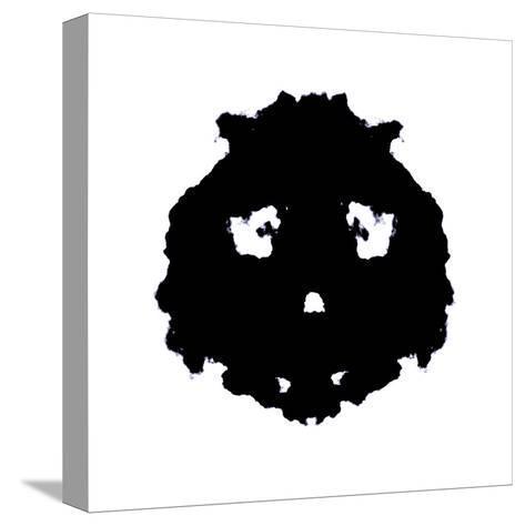 Rorschach-kentoh-Stretched Canvas Print