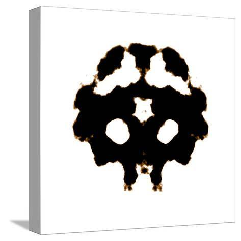 Rorschach-kentoh-Stretched Canvas Print