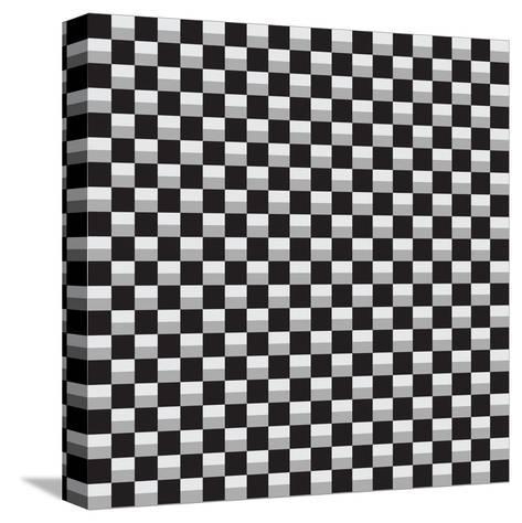 Seamless Pattern-Shonkar-Stretched Canvas Print