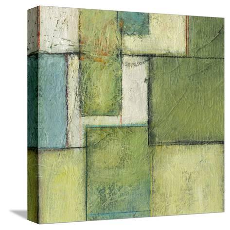 Green Space II-Beverly Crawford-Stretched Canvas Print