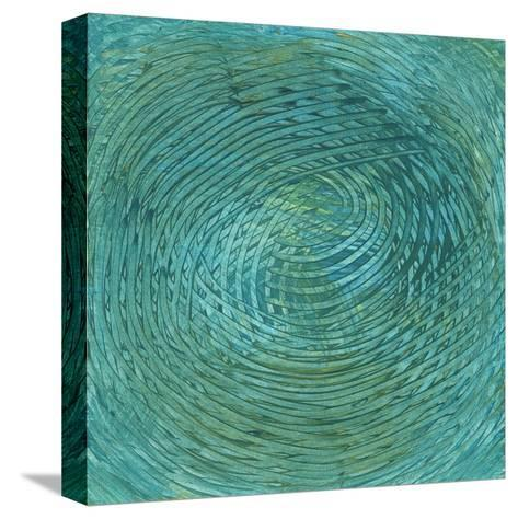 Green Earth III-Charles McMullen-Stretched Canvas Print