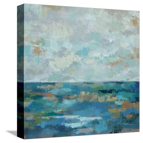 Seascape Sketches I-Silvia Vassileva-Stretched Canvas Print