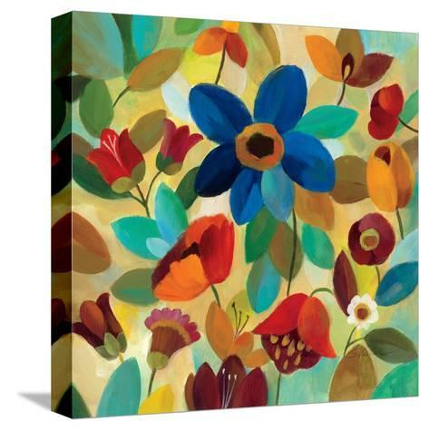 Summer Floral II-Silvia Vassileva-Stretched Canvas Print