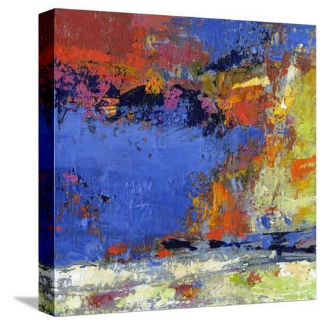 New England Autumn-Janet Bothne-Stretched Canvas Print
