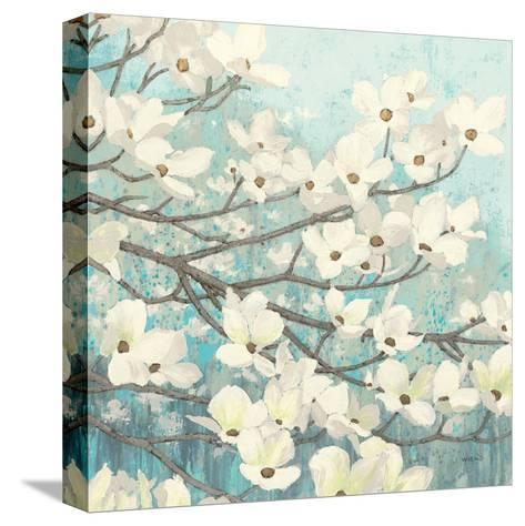 Dogwood Blossoms II-James Wiens-Stretched Canvas Print