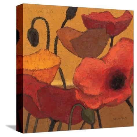 Poppy Curry II--Stretched Canvas Print
