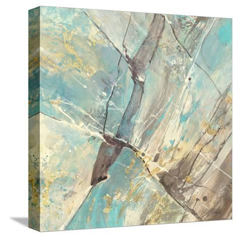 Blue Water II-Albena Hristova-Stretched Canvas Print