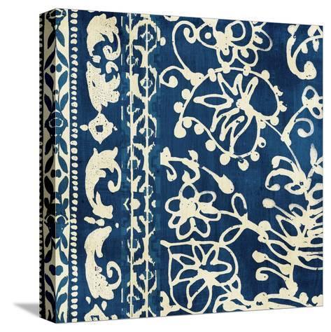 Bali Tapestry I-Hugo Wild-Stretched Canvas Print