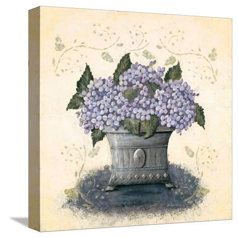 The Color Purple I-Jo Moulton-Stretched Canvas Print