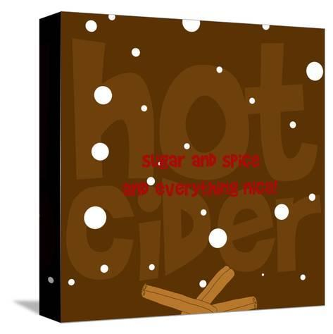 Sugars and Spice-Anna Quach-Stretched Canvas Print