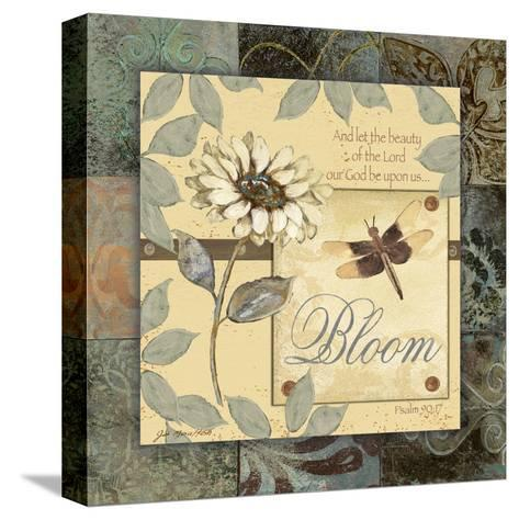 Bloom-Jo Moulton-Stretched Canvas Print