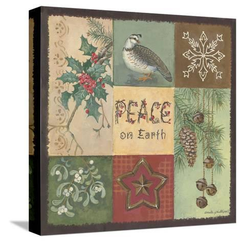 Peace on Earth-Anita Phillips-Stretched Canvas Print