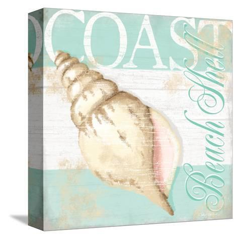 Coast-Kathy Middlebrook-Stretched Canvas Print