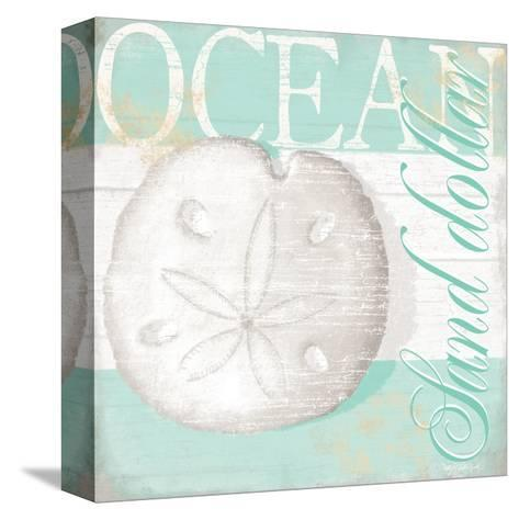 Ocean-Kathy Middlebrook-Stretched Canvas Print