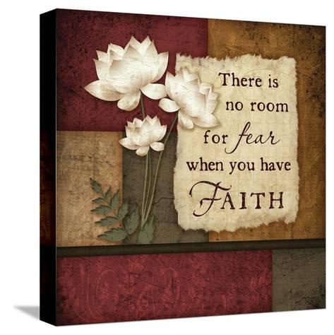 Faith-Jennifer Pugh-Stretched Canvas Print
