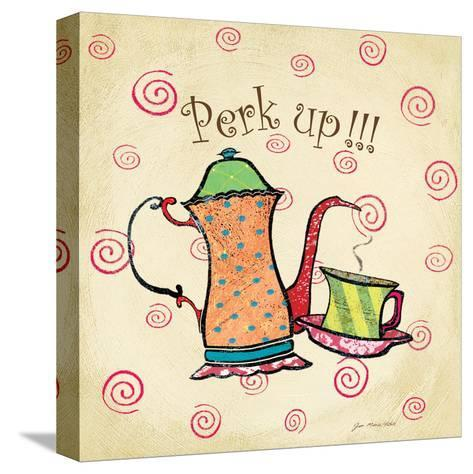 Perk Up-Jo Moulton-Stretched Canvas Print