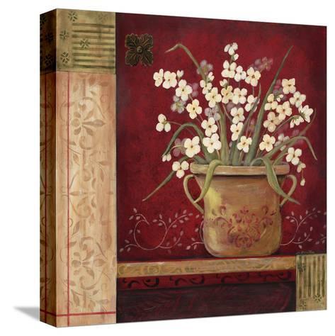 Villa Whites-Jo Moulton-Stretched Canvas Print