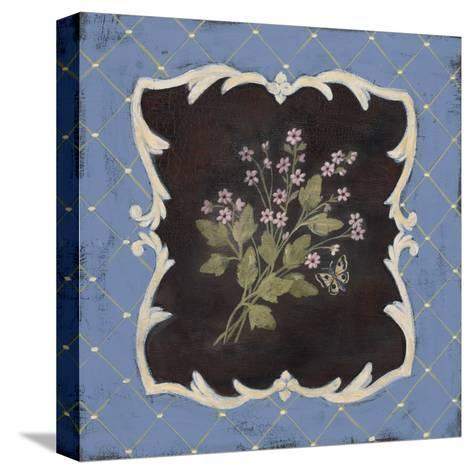 Silent Thyme-Jo Moulton-Stretched Canvas Print