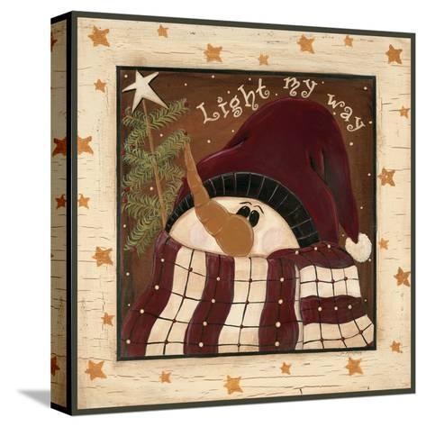 Light My Way-Jo Moulton-Stretched Canvas Print