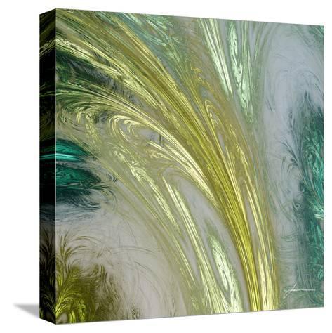 Altitude II-James Burghardt-Stretched Canvas Print