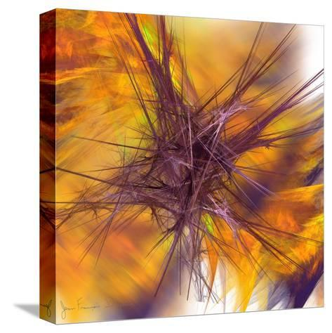Muse I-Jean-Fran?ois Dupuis-Stretched Canvas Print