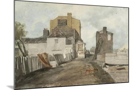 Millbank-Cornelius Varley-Mounted Giclee Print