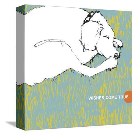 Wishes Come True--Stretched Canvas Print