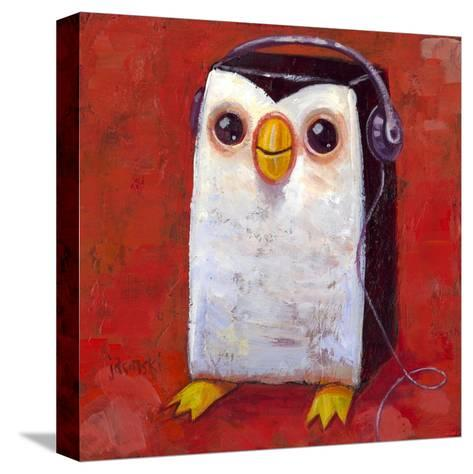 Hip Hopenguin I-Aaron Jasinski-Stretched Canvas Print