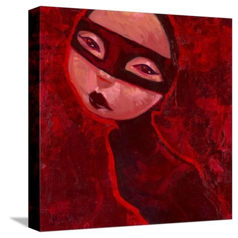 Ninja III-Aaron Jasinski-Stretched Canvas Print