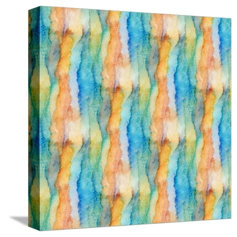 Watercolor- tiff20-Stretched Canvas Print