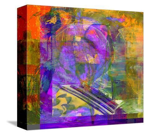 Oil Painting-Laurin Rinder-Stretched Canvas Print