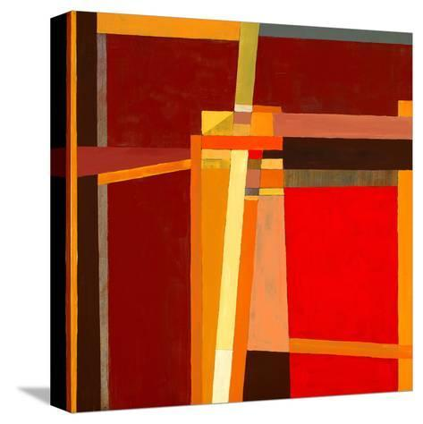 A Modernist Abstract Painting-clivewa-Stretched Canvas Print