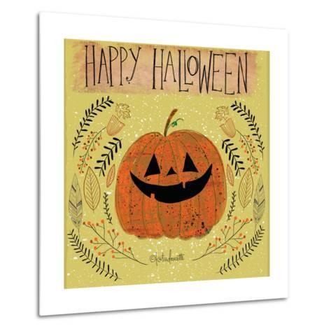 Happy Halloween-Katie Doucette-Metal Print