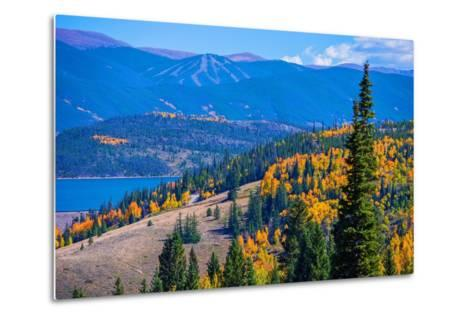 Dillon Silverthorne Colorado-duallogic-Metal Print