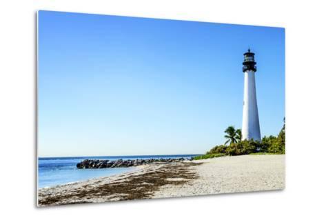 Cape Florida-vent du sud-Metal Print