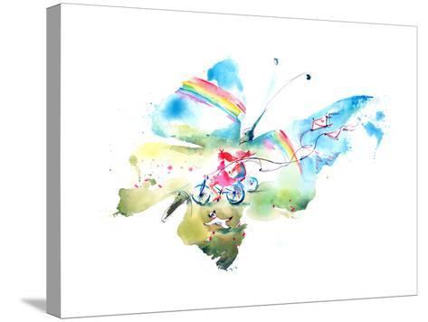 Summer-okalinichenko-Stretched Canvas Print